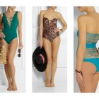 Costumul de baie intreg: o declaratie de stil in 2014