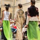 Mihaela Cîrlugea la Feeric Fashion Week (Sibiu)