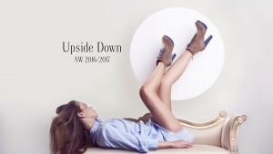 Hannami Shoes lanseaza provocarea UPSIDE DOWN – AW 2016/2017
