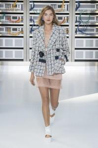 Saptamana modei la Paris, Chanel primavara 2017 - 005
