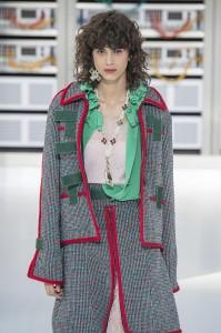 Saptamana modei la Paris, Chanel primavara 2017 - 008