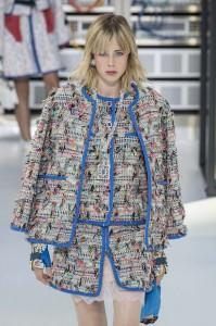Saptamana modei la Paris, Chanel primavara 2017 - 014