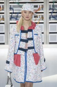 Saptamana modei la Paris, Chanel primavara 2017 - 016