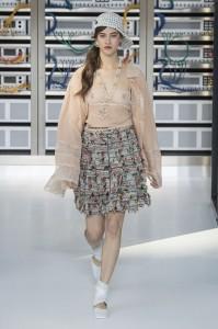 Saptamana modei la Paris, Chanel primavara 2017 - 017
