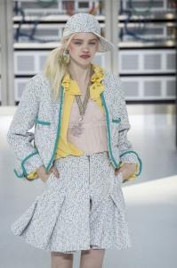 Saptamana modei la Paris, Chanel primavara 2017 - 020