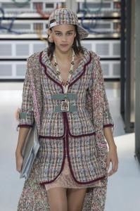 Saptamana modei la Paris, Chanel primavara 2017 - 022