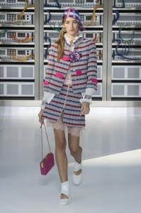 Saptamana modei la Paris, Chanel primavara 2017 - 023