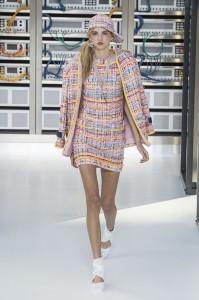 Saptamana modei la Paris, Chanel primavara 2017 - 025