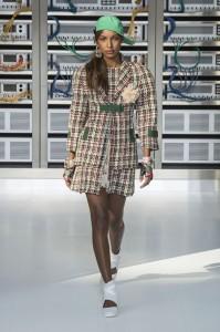 Saptamana modei la Paris, Chanel primavara 2017 - 028