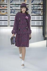 Saptamana modei la Paris, Chanel primavara 2017 - 030