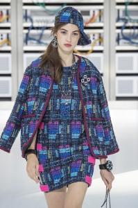 Saptamana modei la Paris, Chanel primavara 2017 - 033
