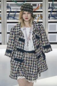 Saptamana modei la Paris, Chanel primavara 2017 - 035
