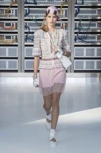 Saptamana modei la Paris, Chanel primavara 2017 - 038