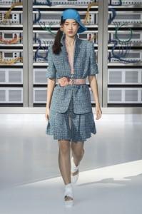 Saptamana modei la Paris, Chanel primavara 2017 - 044