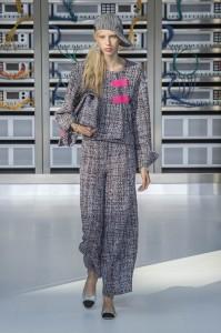 Saptamana modei la Paris, Chanel primavara 2017 - 046
