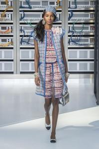 Saptamana modei la Paris, Chanel primavara 2017 - 062