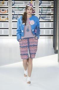 Saptamana modei la Paris, Chanel primavara 2017 - 066