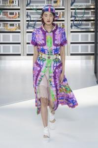 Saptamana modei la Paris, Chanel primavara 2017 - 070