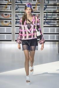 Saptamana modei la Paris, Chanel primavara 2017 - 078