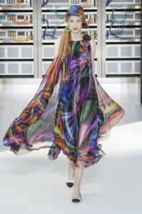 Saptamana modei la Paris, Chanel primavara 2017 - 087
