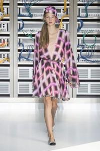 Saptamana modei la Paris, Chanel primavara 2017 - 093