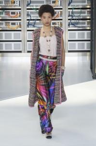 Saptamana modei la Paris, Chanel primavara 2017 - 095