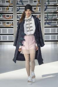 Saptamana modei la Paris, Chanel primavara 2017 - 108