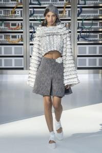 Saptamana modei la Paris, Chanel primavara 2017 - 117