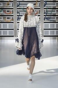 Saptamana modei la Paris, Chanel primavara 2017 - 121