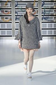 Saptamana modei la Paris, Chanel primavara 2017 - 126