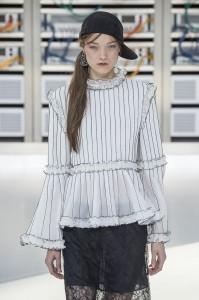 Saptamana modei la Paris, Chanel primavara 2017 - 129
