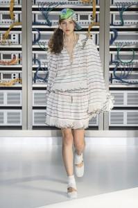 Saptamana modei la Paris, Chanel primavara 2017 - 135