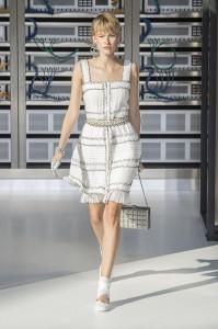 Saptamana modei la Paris, Chanel primavara 2017 - 147