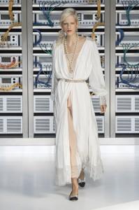 Saptamana modei la Paris, Chanel primavara 2017 - 159