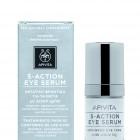 APIVITA lansează 5-Action Eye Serum, cu extract de crin alb