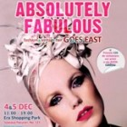 Absolutely Fabulous Fair goes East