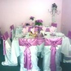 Decoratiuni roz pentru nunta