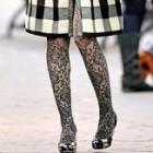Trend alert: ciorapi cu model