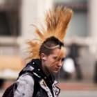 Stil de coafura: Frizuri punk