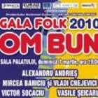 Gala Folk Om bun 2010