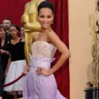Covorul rosu: Oscar 2010