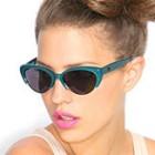 Trend: ochelari de soare pisica