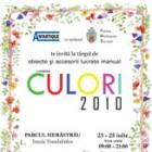 Expozitia CULORI 2010