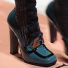 Trend alert: pantofi colorati