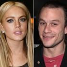Heath avea o relatie cu Lindsay Lohan