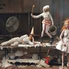 Lady GaGa, vrajitoarea din Hansel si Gretel