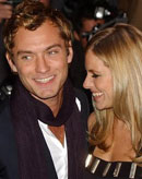 sienna and jude law