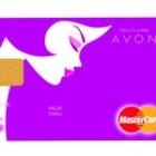 Cardul de credit parfumat de la Avon