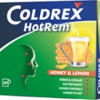 Noul Coldrex HotRem Honey&Lemon