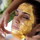 Beauty trend: impachetarile cu aur